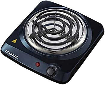 Courant Single Buffet Countertop Electric Hotplate
