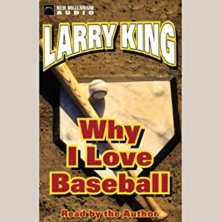 Why I Love Baseball audiobook cover art