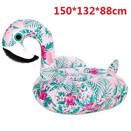 OGAWOO Schwan-Wassermelone schwimmt Ananas-Flamingo-Schwimmen-Ring-Einhorn-aufblasbarer Pool-Schwimmer für Kind-Erwachsene Wasser-Spielwaren