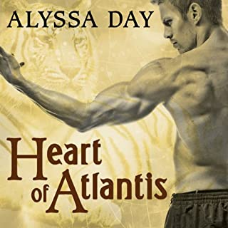Heart of Atlantis audiobook cover art
