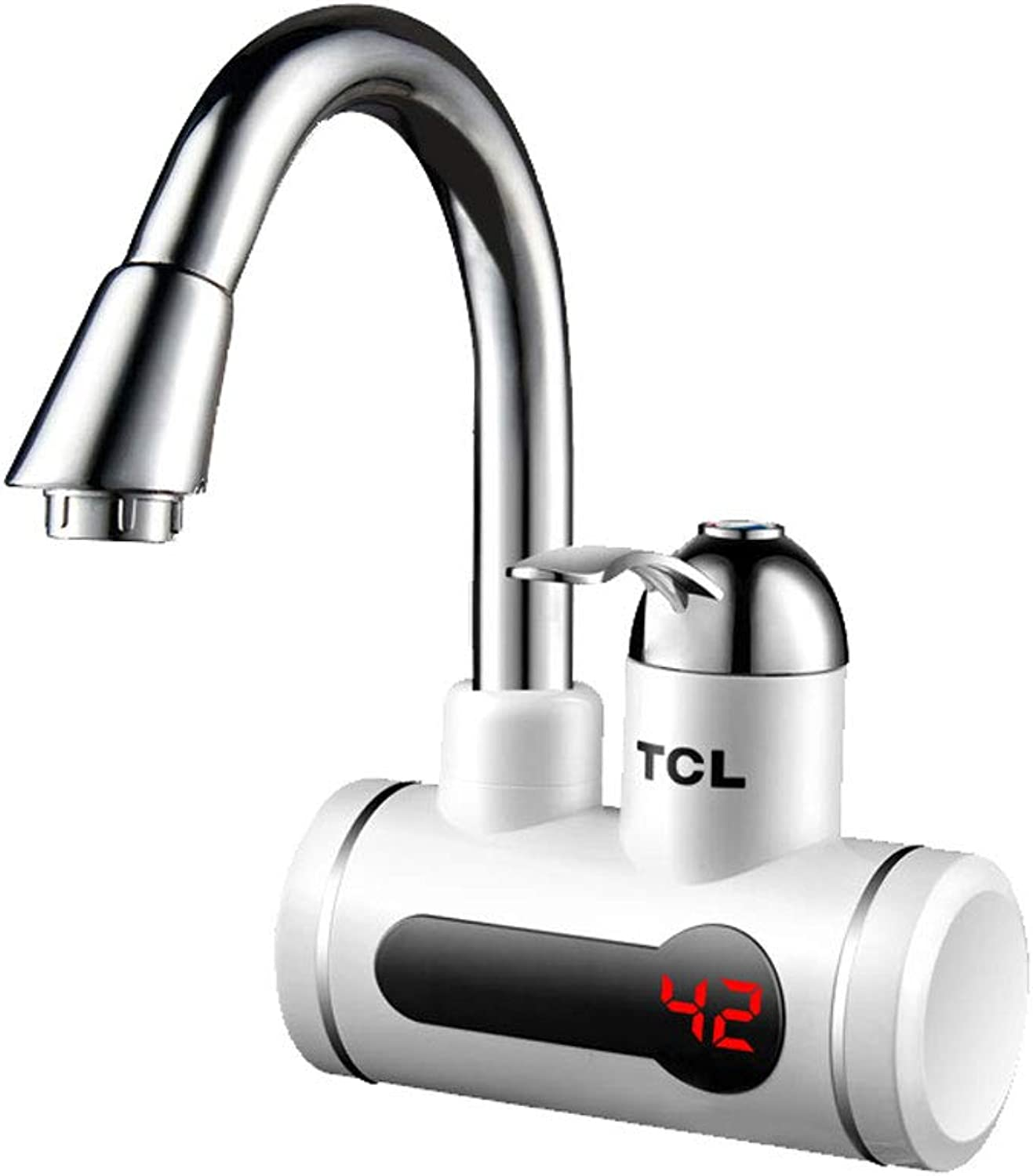 Electric faucet kitchen electric water heater