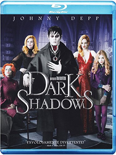 Dark Shadows [Blu-Ray] [Import]