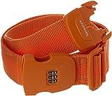 bascula equipaje naranja