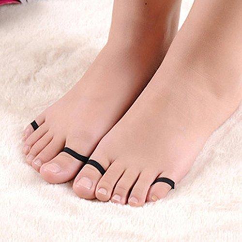 Zapatillas de encaje para mujer con almohadilla delantera de media pie, plantillas...