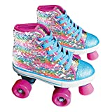 Girabrilla by Sport1 Pattini a rotelle con paillettes girevoli multicolor 35-36