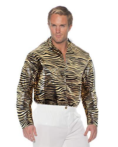 Horror-Shop Camiseta Tiger Tamer OS (M/L)