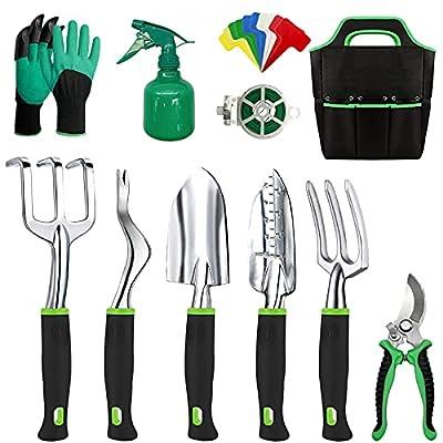 Gardening Tools - Heavy Duty Garden Tools - Alu...