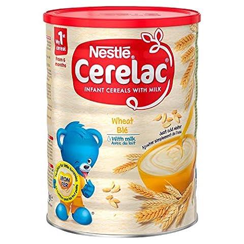 Nestle Cerelac, Wheat with Milk, 2.2-Pound - Sale: $17.3 USD (23% off)