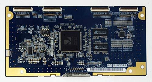 Insignia/ViewSonic 1370WF02C0SA (CPT370WF02C) T-Con Board for ViewSonic N3735w-2M