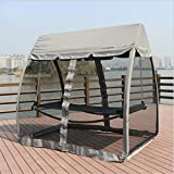 CZALBL Courtyard Tent, Anti-Mosquito Hammock, Outdoor Courtyard Tent Hammock Rocking Chair Swing, Suitable for Outdoor Leisure