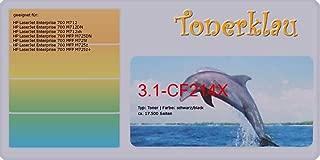 Lovetoner Compatible Toner Cartridge Replacement for HP CF214X ( Black , 1-Pack )