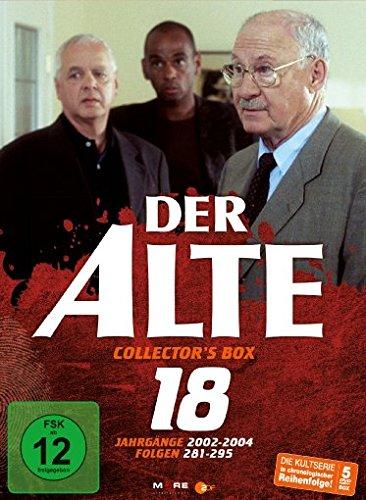 Der Alte - Collector's Box Vol.18, Folge 281-295 (5 DVDs)