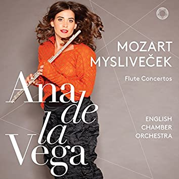 Mozart & Mysliveček: Flute Concertos