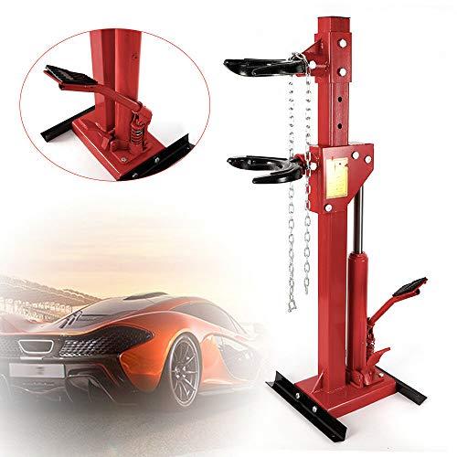 OU BEST CHOOSE Federspanner Hydraulisch Federbeinspanner 3T/6600lbs Auto KFZ Hydraulischer Montage Spanner FederWerkzeug