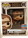 Funko - Pop! Vinilo Colección Game of Thrones - Beric Dondarrion (34621)...