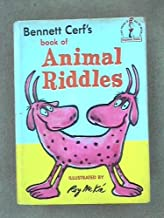 Animal Riddles (I Can Read It All by Myself, Beginner Books)