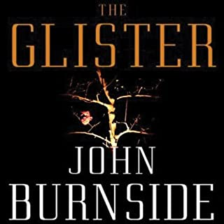 The Glister audiobook cover art