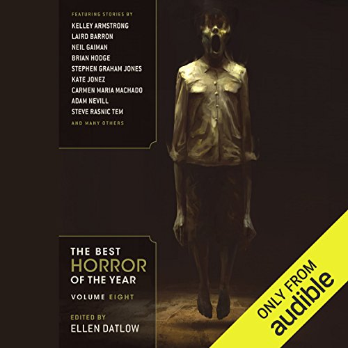 The Best Horror of the Year, Volume Eight Titelbild