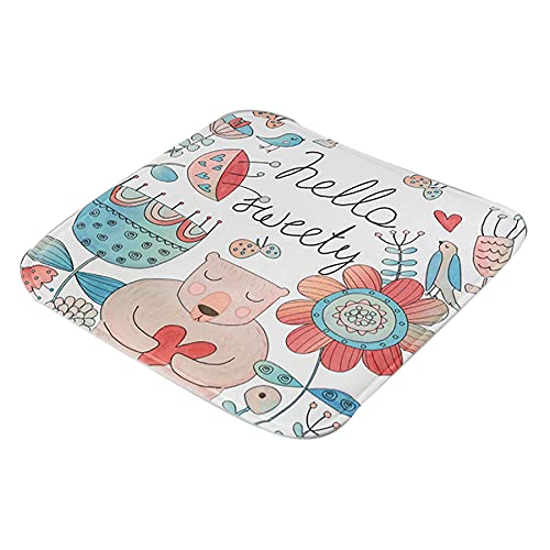 ZIYI Dining Chair Cushions,chair Cushion,cartoon Seat Cushion Stool Dining Chair Cushion,suitable For Family Dining Chairs,sofa Cushions,garden Chairs,floor Mats (40 * 40cm)