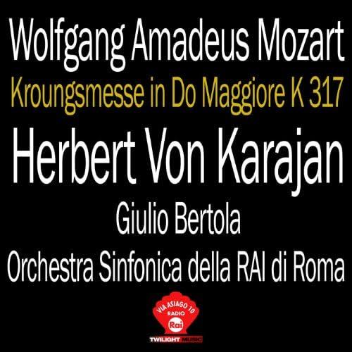 Giulio Bertola & Herbet Von Karajan
