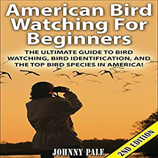 American Bird Watching for Beginners, 2nd Edition cover art