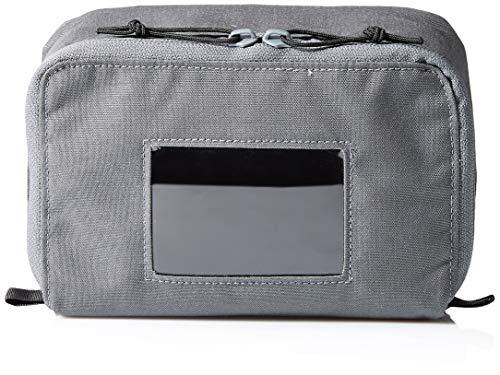 LBX TACTICAL LBX-1016WG Tasche mit offenem Fenster, 7,6 cm, wolfgrau, Größe M