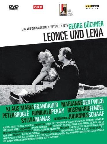 Georg Büchner - Leonce und Lena