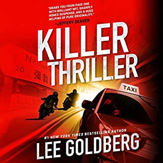 Killer Thriller cover art
