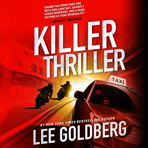 Killer Thriller  By  cover art
