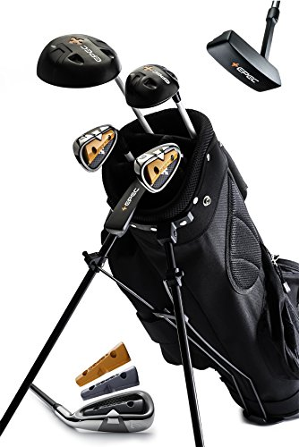 EPEC Upgradeable Junior Golf Clubs (51', right)