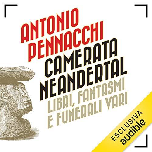 Camerata Neandertal audiobook cover art