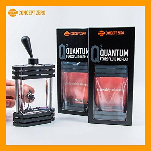 Quantum   Genuine Concept Zero Ferrofluid Display