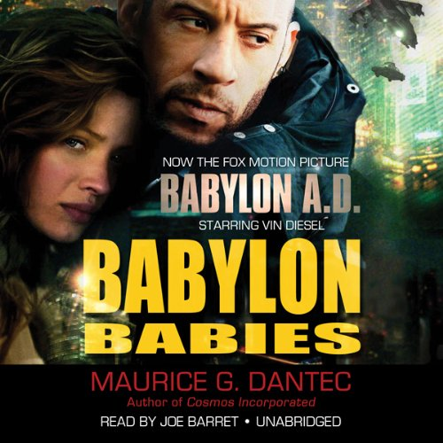 Babylon Babies audiobook cover art