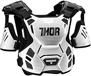 Guardian Thor Motocross Body Armour Upper Body Black White Red Orange Blue M L XL 2XL