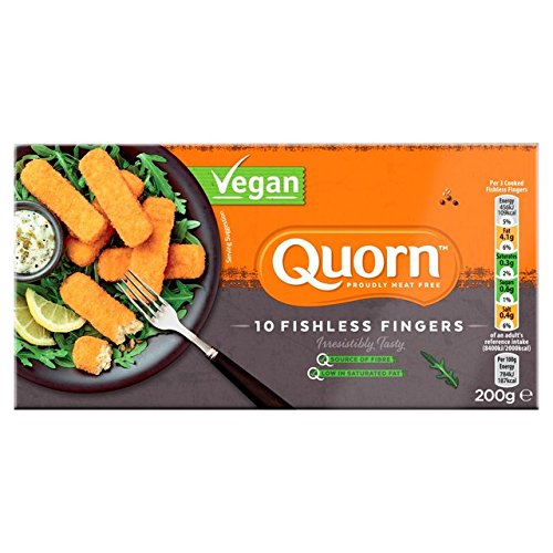 Quorn FISHLESS FINGERS QUORN VEGANO 200g (Pack de 2)