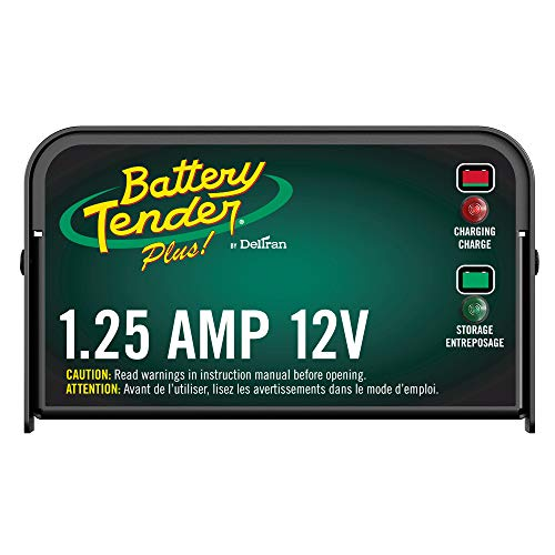 BATTERY TENDER® Plus 12 Volt Smart Charger