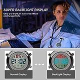 Zoom IMG-2 clip on orologio da infermiere