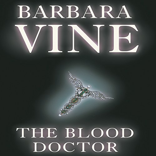 The Blood Doctor audiobook cover art