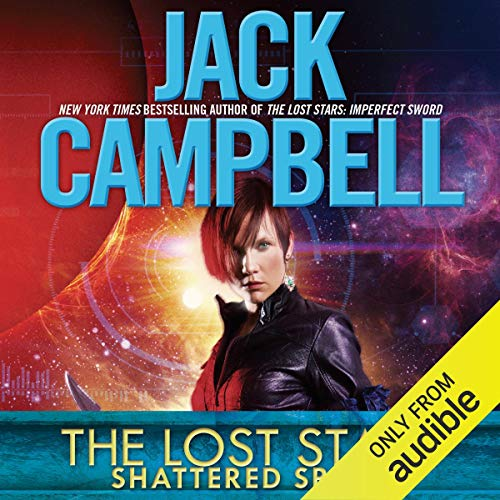 Shattered Spear Audiobook By Jack Campbell cover art