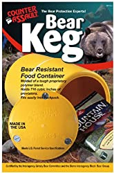 The Top 5 Best Bear Canisters for Safe Backpacking & Camping 2