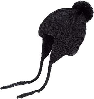 Tacobear sombrero de invierno para ni/ñas lana de invierno lanas boinas sombreros chaquetas de c/áscara de oto/ño y sombrero de invierno Baby Knit bufanda con un sombrero
