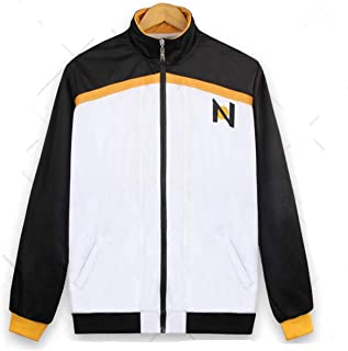 Anime Re Life in a Different World from Zero Natsuki Subaru Cosplay Jacket Coat
