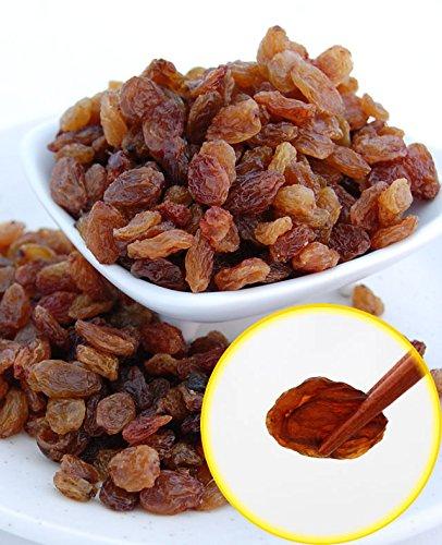 ●トルコ産ゴールデンレーズン 山ぶどう 干しブドウ 500g ドライフルーツ パン作り お菓子作り【保存に便利なジッパー付き】