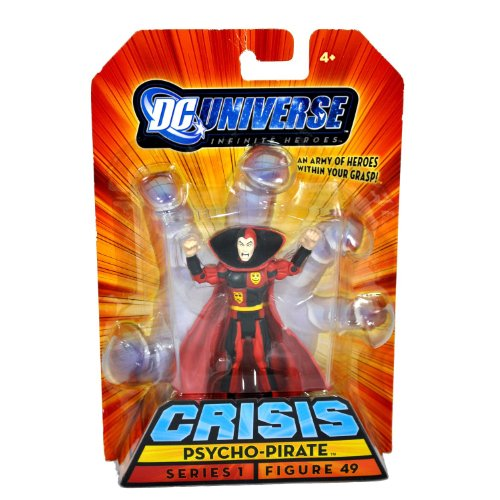DC Universe Infinite Heroes Crisis Series 1 Action Figure #49 Psycho-Pirate