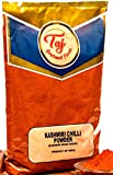 TAJ Premium Indian Kashmiri Chilly Powder, (Deggi Mirch, Lal Mirch), Mild Hot, (14 Ounce)