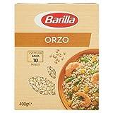 Barilla Orzo 100% Italiano, Fonte di Fibre, 5 Porzioni, I Cereali -...