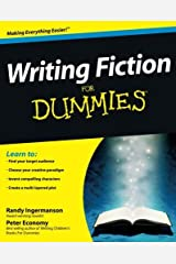Writing Fiction For Dummies by Randy Ingermanson Peter Economy(2015-09-01) Unknown Binding