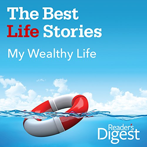 My Wealthy Life audiobook cover art