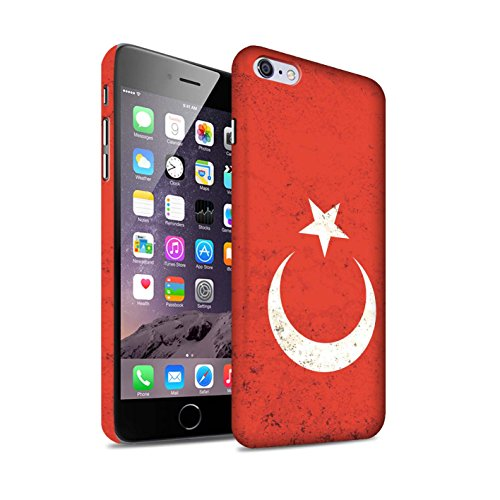 stuff4 Phone Case Cover Pelle////flags 3dswm ip6sp-collection