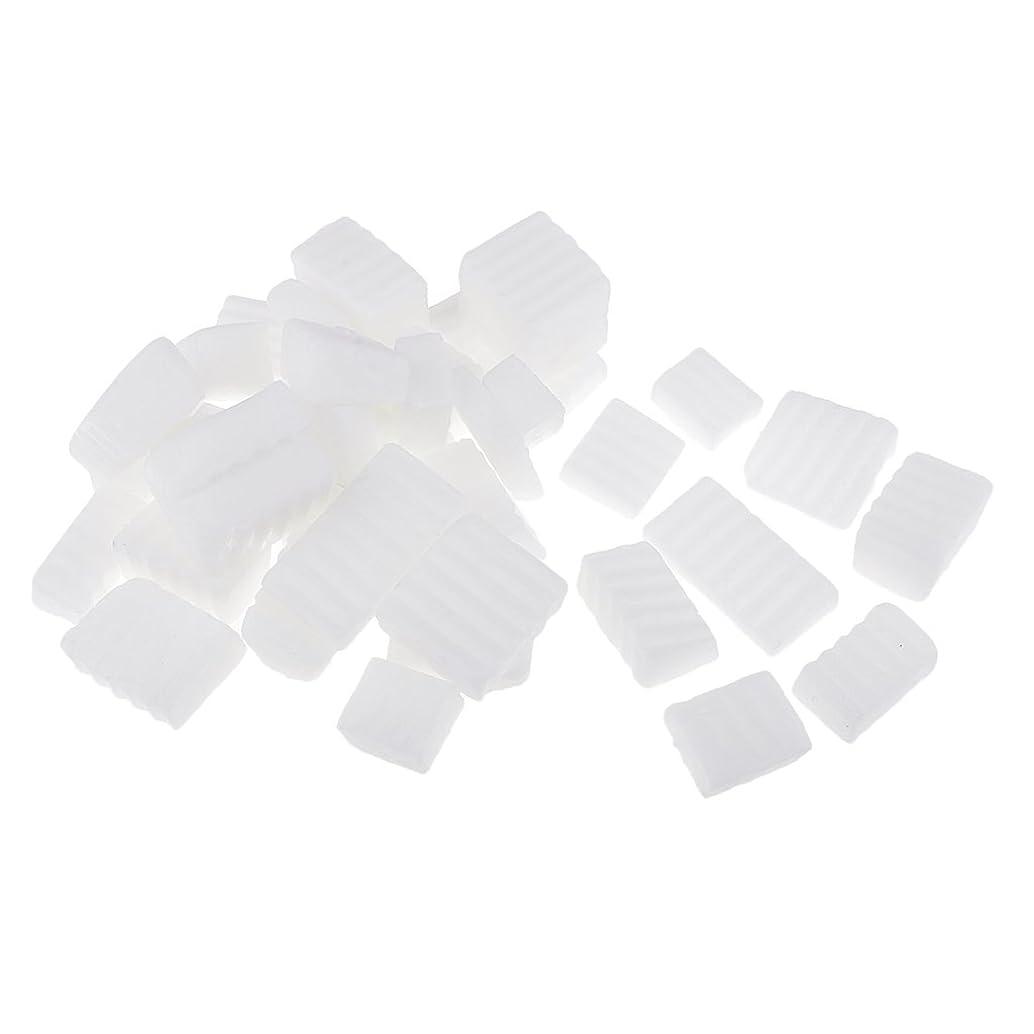 物理的に魅惑する異常なPerfk 石鹸ベース DIY 手作り 石鹸 原料 1 KG 白い 手作り バス用品